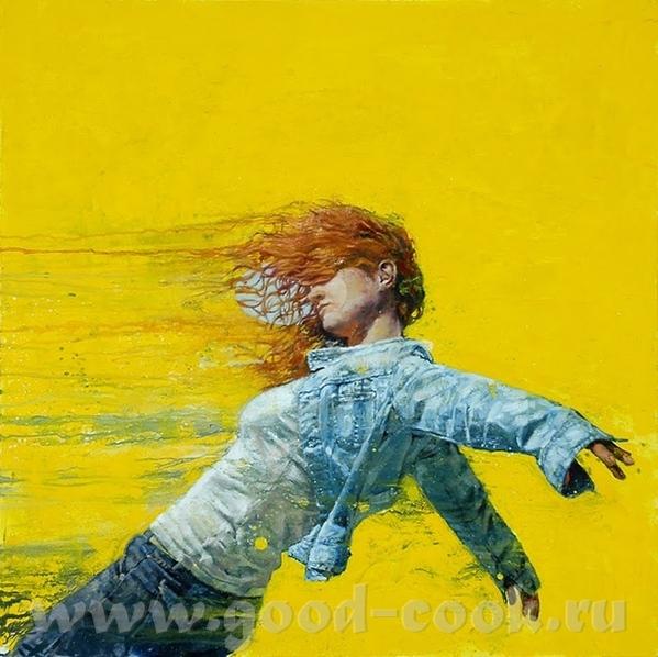 """Ris Lassen """"Wanderer of the sea"""" от =========================== Более чем 1000 xудожников - 4"""