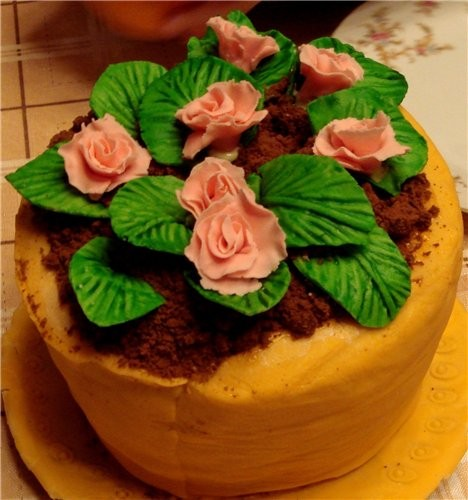 Поставлю свой тортик :oops:
