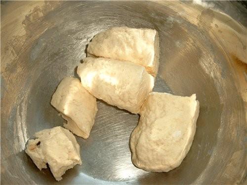 Ну и так пошло дальше: В холодильнике была открытая пачка творога и оставалось два кусочка хлеба и... - 2