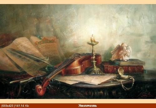 скрипка - вообще необычный инструмент - 5