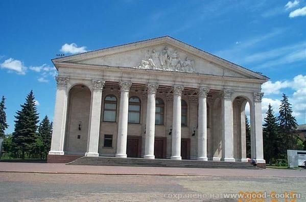 Родной город Чернигов -------------------- повышение иммунитета