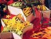 Домашняя лапша Фрукты и орехи в коньяке Апельсиновый ликер с джином Торт «Весенний букет» Запеченны...