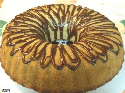 МАЛЕНЬКИЙ КОФЕЙНЫЙ KЕКС Этот кекс готовится в небольшой формочке с дыркой 20см