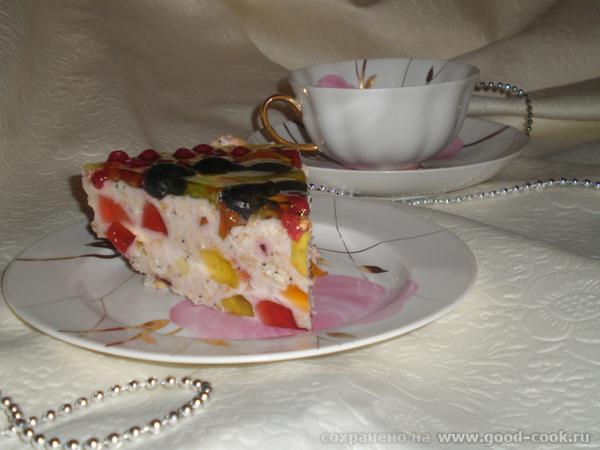 торт (кусочек)