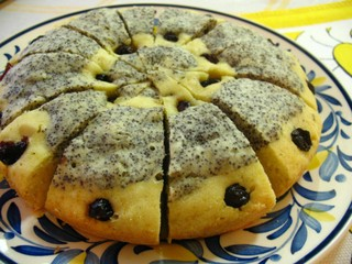 Таня, спасибо за рецепт Вишневого кекса с маком Вкусный и несложный в приготовлении