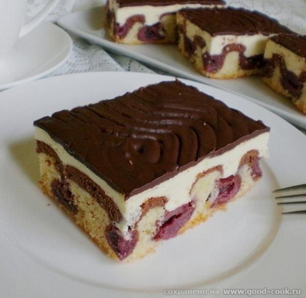 """Спасибо за рецепт торта """"Дунайские волны"""""""