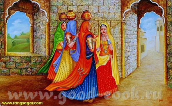 Индийские традиционные картины - 3