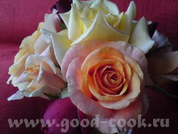 А это - просто для настроения, для вас всех - летние розы - 3