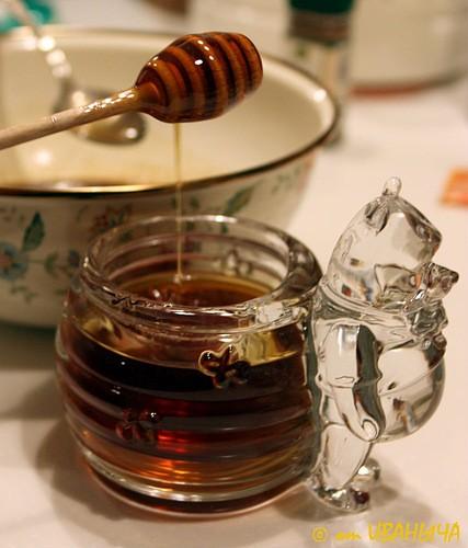 Пару ложек мёда