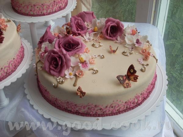 Хаска,очень аккуратные тортики - 5