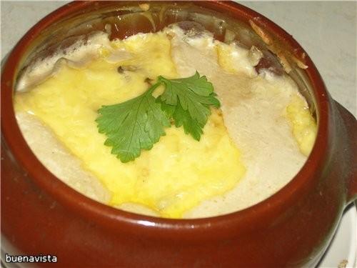 Блюда от , La Dolce Vita : Итак, Лимонная паста от Нелли Блюда от , В кругу семьи : Грибной жульен... - 2