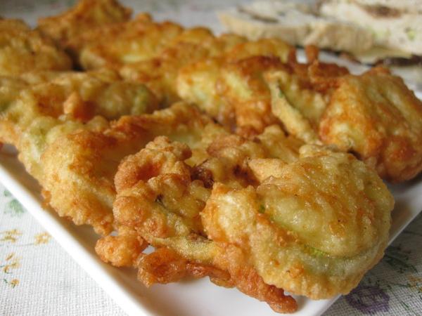 Радость жизни кабачки в сырном кляре