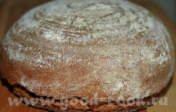 В журнале Миши- я встретила рецепт 100 %-го ржаного хлеба, который, к сожалению, уже почти не встре...