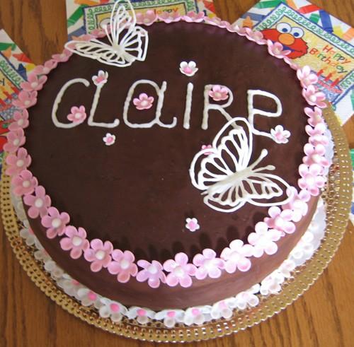 Алина, еще раз большущее спасибо за Трюфельно-малиновый тортик:) Пекла на 2-х летие для французкой...