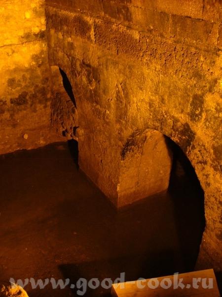Ещё парочка фотографий из подземного Иерусалима - 2