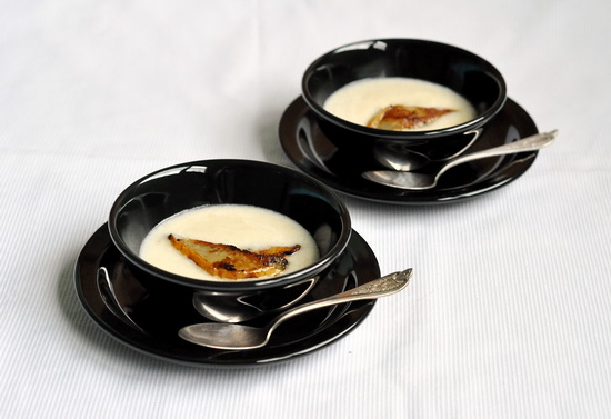 грушевый суп