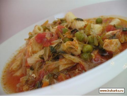 ужин такой получился вчера куриный суп с овощами 200 г куриного мяса ли грудок,луковица,зубчик чесн...