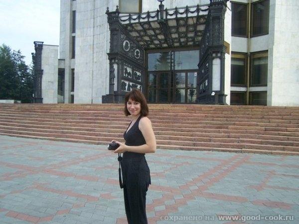 Это еще фото из Челябинска с фотоаппарата сестры, так что тут даже есть я) Дочка с двобродным братом Это снова ЦПКи... - 11
