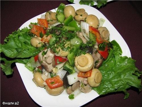 Девульки, поставлю пару тарЭльков, причем нераздельных, для гостей: (бухарско-еврейская кухня) Блюд... - 2
