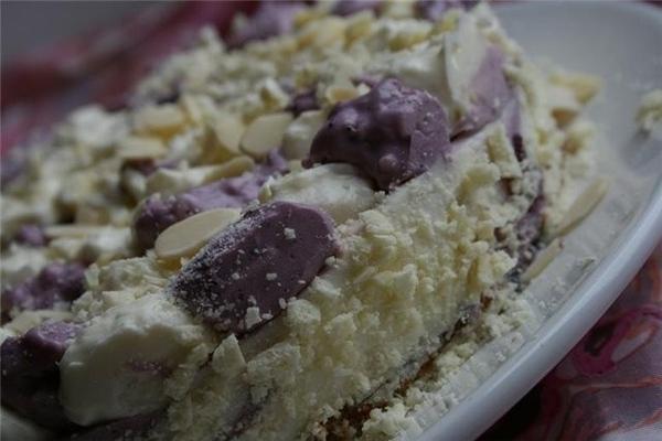 ви шнево-йогуртовый торт с белым шоколадом по мотивам журнала приятного аппетита тесто 100 г сливоч...