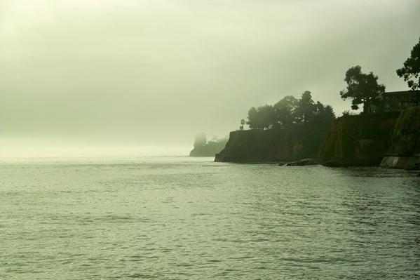 7. День был туманный, серый серый У океана 8. 9. 10. 11. 12. - 5
