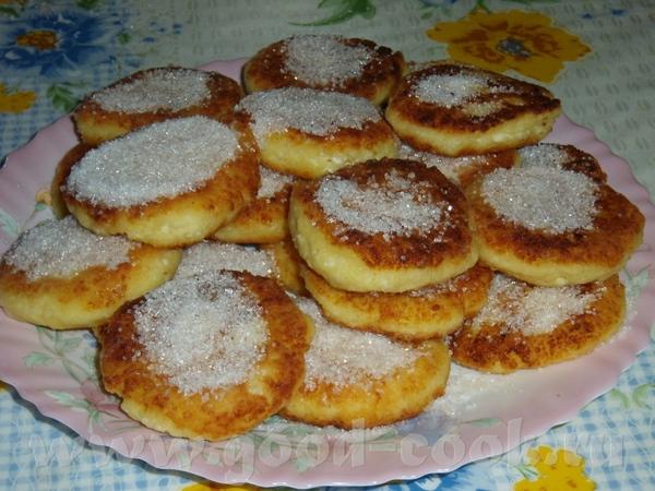 Сырники с сахаром Творог - 250 гр сахар - 3 ст л Яйцо - 1 шт Ванильный сахар - 0,5 ч