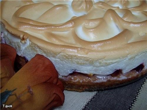 Пирог блинный с фруктами - 2