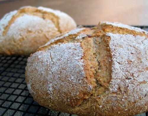 Напоминание об одном очень хорошем рецепте - Суперполезный, супердиетический ирландский содовый хле...