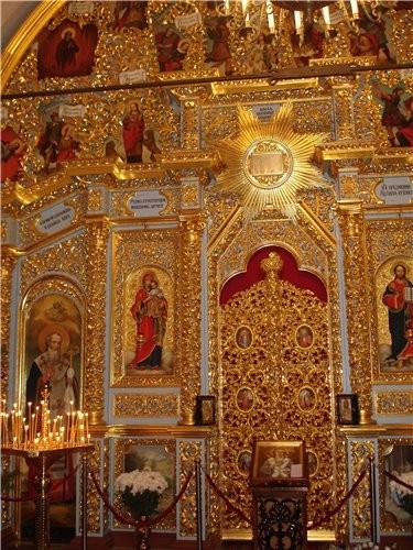 На прошлой неделе мы с мужем ездили в Киев и посетили там КИЕВО - ПЕЧЕРСКУЮ ЛАВРУ - 6