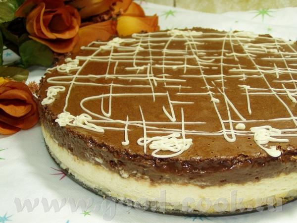 Творожный торт с шоколадным суфле Конвертики с рикоттой Творожный пирог с яблоками Рогалики из слое...