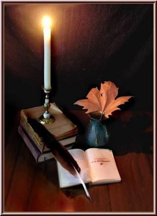 Хочу нарисовать свечу - 2
