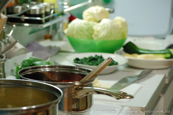 Наконец-то удалось сделать минестроне - итальянский суп из сезонных овощей - 5