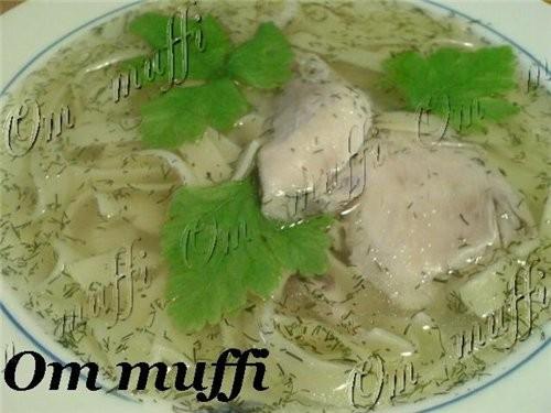 КУРИНЫЙ БУЛЬОН С ЛАПШОЙ ХАШ (Армянское блюдо) СУП РИСОВЫЙ С КУРИЦЕЙ