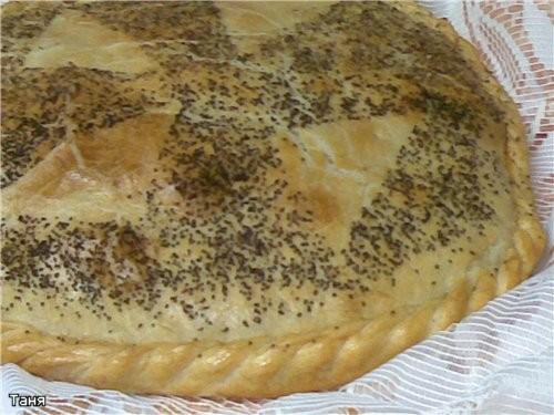 Хлебно-мясной батон с капустой Хлебный кругляш с баклажаном и сыром Дрожжевые булочки с овощной пас... - 5