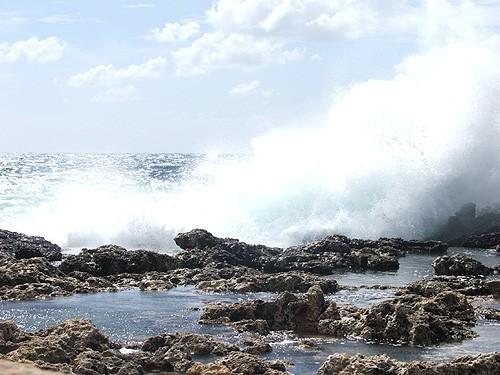 а у нас вчера были волны (вроде как относится к прелестям природы, так что ставлю в эту тему) погод... - 2