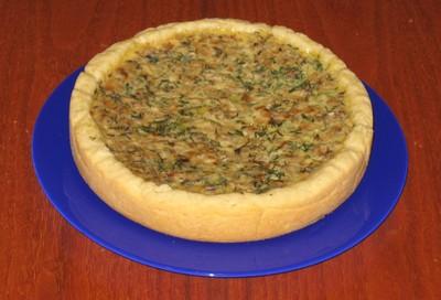 Пирог с рыбной консервой Рецепт был взят на просторах интернета Тесто: маргарин - 100 г, сметана -...