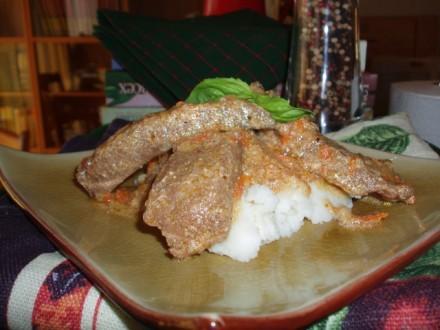 А мы вот вчера кушали жареный рис,потому как больше не могла ничего придумать что делать с остаткам... - 2