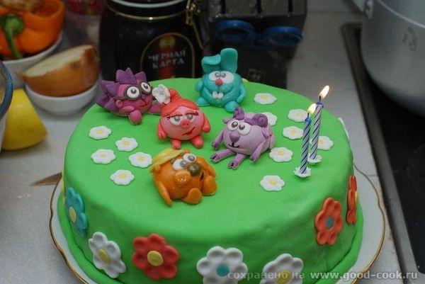 Инна, еще есть спасибы, за твои самые вкусные торты - 2