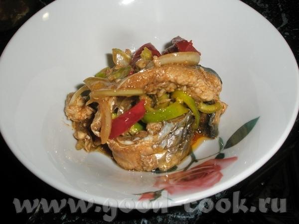 ХЕ ИЗ РЫБЫ Рецепт Наташи Ким фото мое Делюсь ещё одним моим рецептиком это хе из свежей рыбки для х...