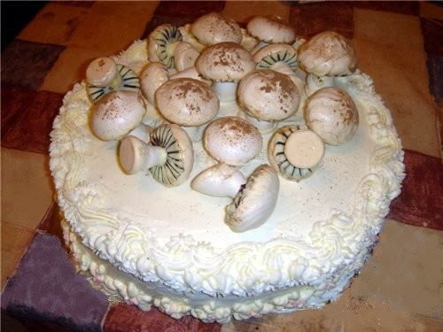 мой последний тортик