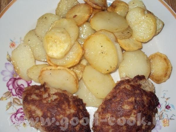 Сабджи из картофеля Лида