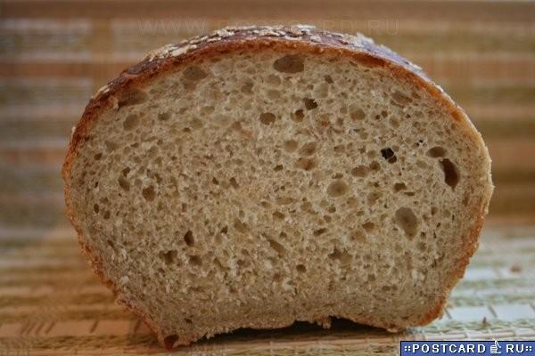 я делала ржаную закваску на основе из пшеничной-пекла один ржаной мне так не понравился-кислый и че... - 2
