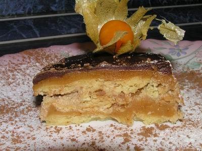 Картофельное пюре и семга в сливочном соусе Ещё было : Венигрет салат из огурцов и помидоров Нефотк... - 2