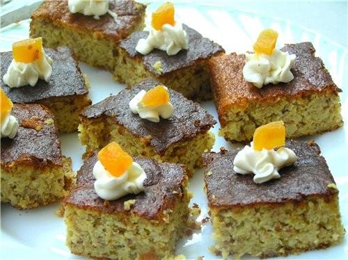 Тарталетки с лимонным конфитюром Апельсиново-миндальные пирожные - 2