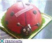 торт бильярдный стол торт божья коровка торт букет для мамы - 5