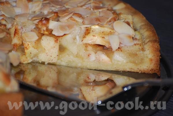Безумно вкусный яблочный пирог по-шведски - 2