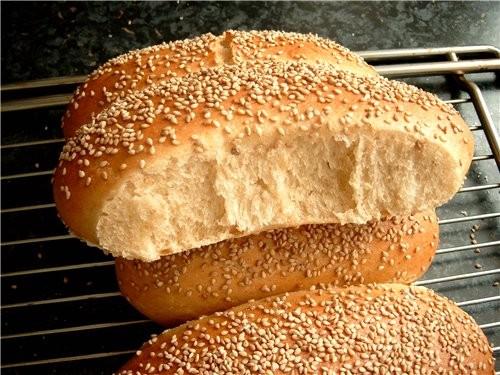 Греческий хлеб-пальчики – Daktyla- Griechisches Fingerbrot 350 г муки 75 г цельнозерновой муки 75 г...