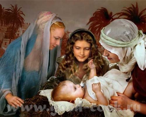 Поздравляю Всех с Рождеством