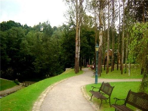 """Еще одна поездка просто в """"красивое место"""" - парк Бельмонт - 6"""
