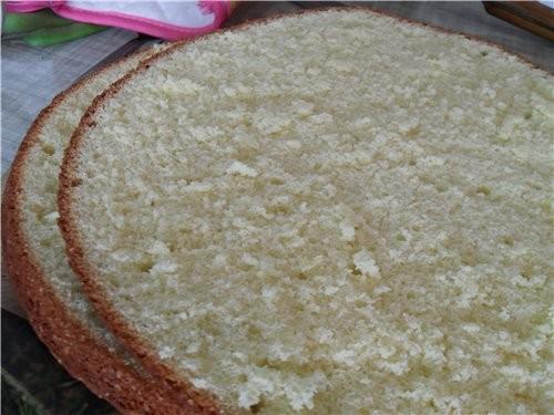 """Торт """" вкусный"""" Бисквит я делала по рецепту от Лиды бисквит- 3 яйца 1 стакан сахара мука около стакана я делаю так - 2"""